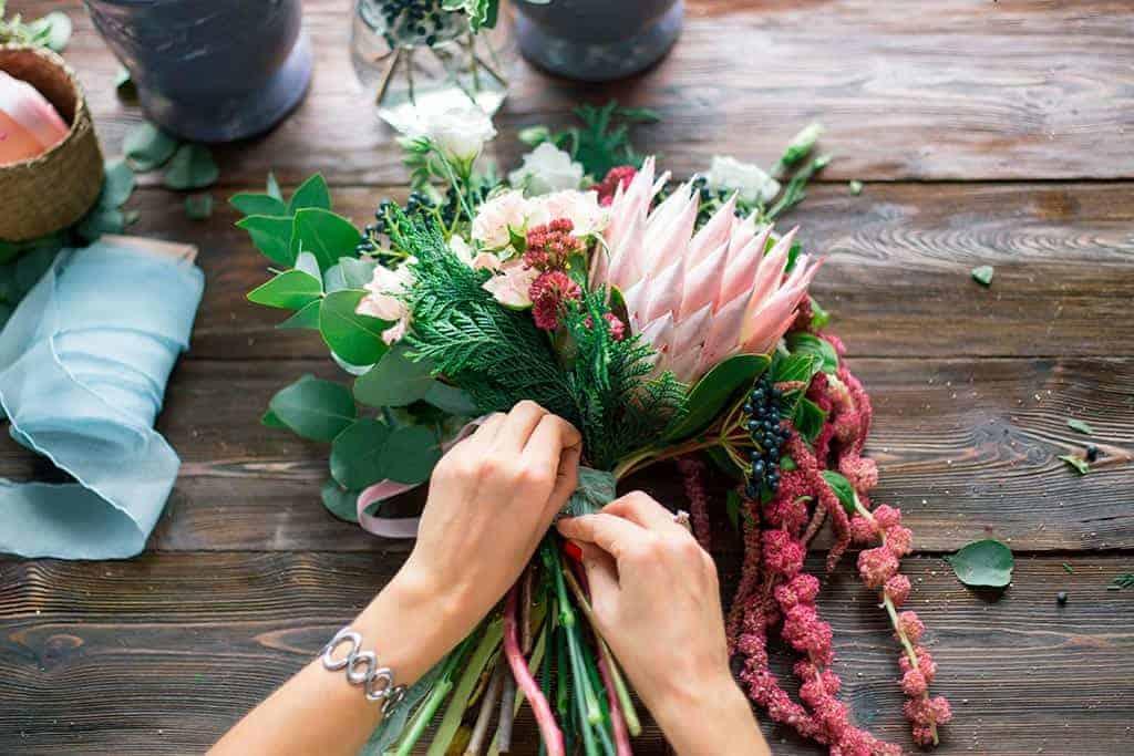 Blomsterbinder / Blomsterdekoratør