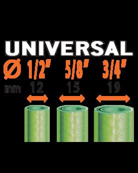 Universal Slangekobling