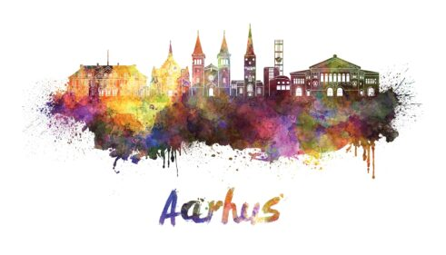 Aarhus - Plakat