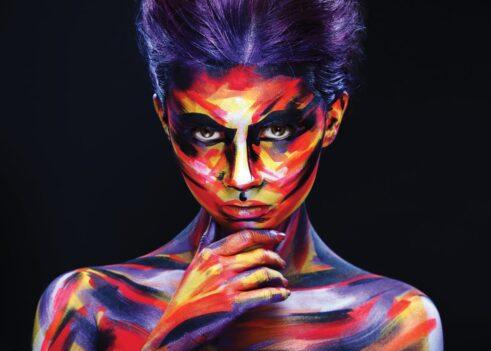 Colorful - Plakat