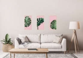 Monstera 2 - Plakat