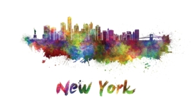 New York - Plakat