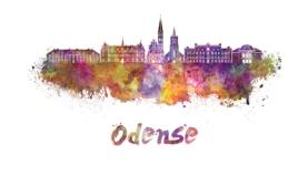 Odense - Plakat