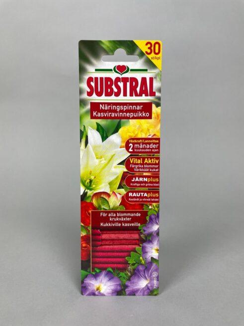 Gødningspinde - Blomstrende Planter