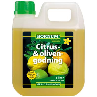 Citrus & Oliven Gødning - 1L