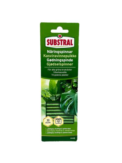 Gødningspinde - Grønne Planter