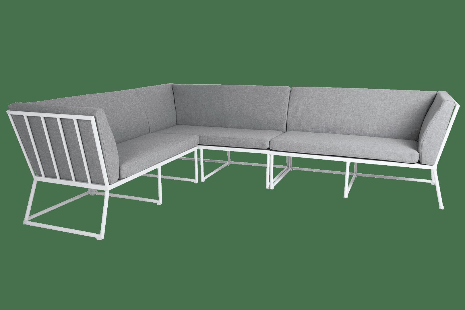 Vence Loungesæt Enkelte Moduler