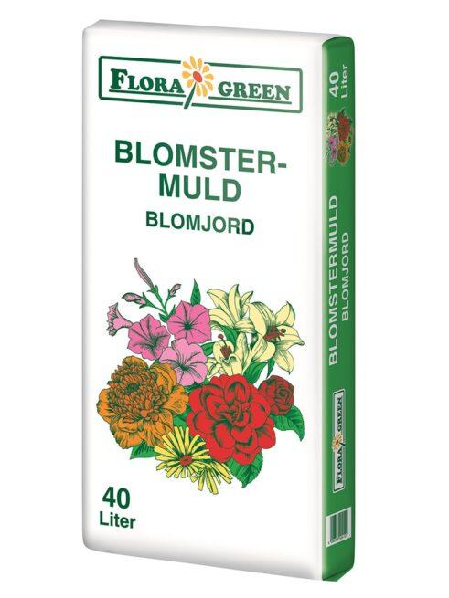 Flora Green Blomstermuld