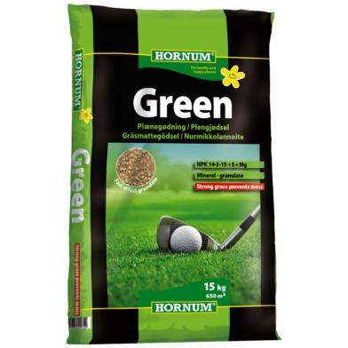 Hornum Green Plænegødning 15 Kg