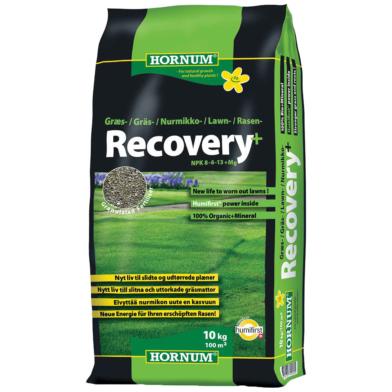 Hornum Recovery+ Plænegødning 10 Kg