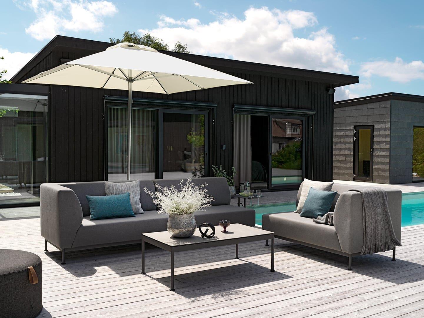 Norrsken Loungesæt Enkelte Moduler