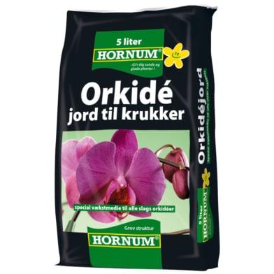 Hornum Orkidé Jord 5L