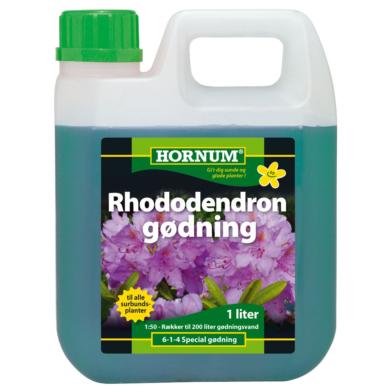 Hornum Rhododendron Gødning