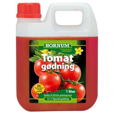 Hornum Tomat Gødning