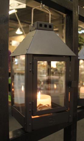 Mini Lanterne - Sort