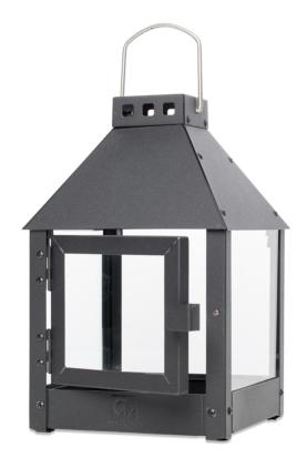 Mini Quadro Lanterne - Sort