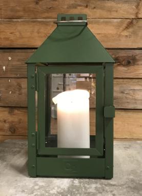 Mini Lanterne - Olivengrøn