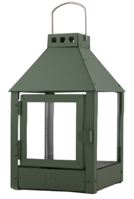 Mini Quadro Lanterne - Olivengrøn