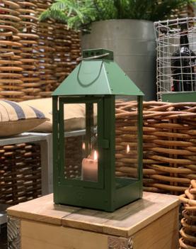 Midi Lanterne - Olivengrøn