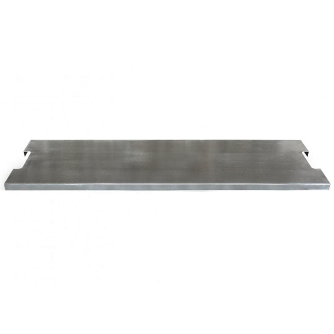 Rustfrit ståldæksel - rektangulær