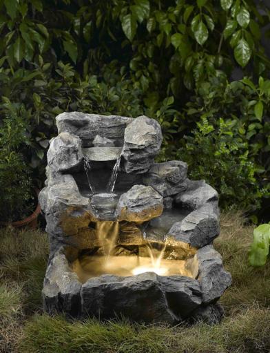 Rock Vandfontæne