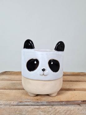 Skjuler i panda motiv
