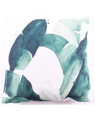 Pudebetræk med tryk i polyester