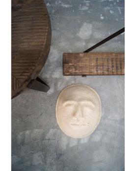 Cosmo papmache maske - large