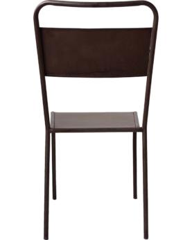 Lido stol med et enkelt og cool udtryk