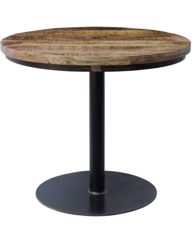 Jack rundt cafebord - Ø90 cm