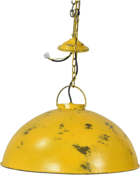 Thormann loftpendel - gul