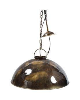 Thormann loftlampe - metal marmorering