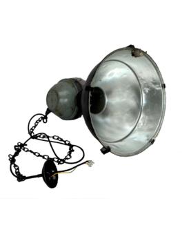 Christiano stor industrilampe - sort