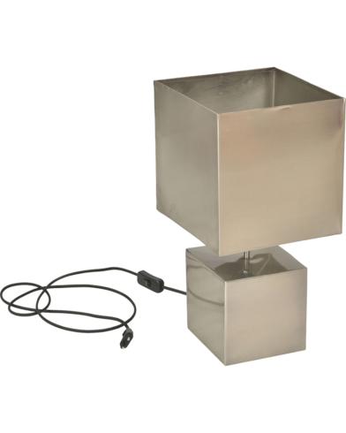 Dekorativ bordlampe - small
