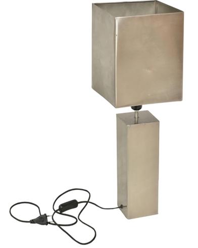 Dekorativ bordlampe - Large