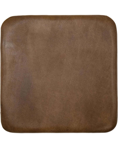 Sitt sædehynde brun til barstol