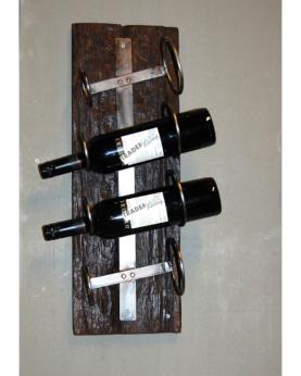 Rustik vinreol