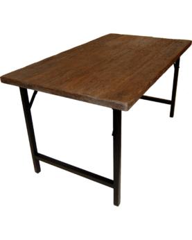 Sanur spisebord med smuk bordplade