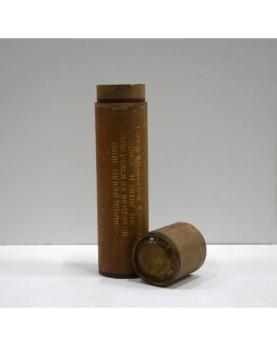 Ammunitionsrør - gammel vintage - Large