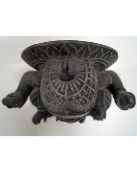 Ganesha i sten - stor og smuk